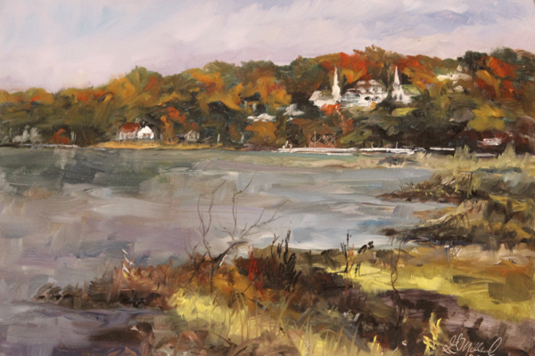 Ephraim, Door County, Wisconsin - Plein Air - Gary Millard